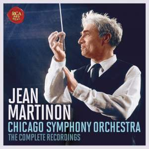 Jean Martinon: The Complete CSO Recordings