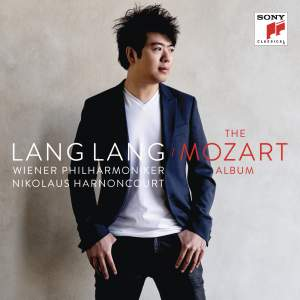 Lang Lang: The Mozart Album