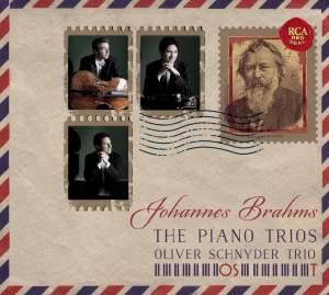 Johannes Brahms : The Piano Trios