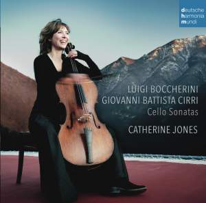 Boccherini & Cirri: Cello Sonatas