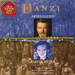 Franz Danzi: Concertos, Op. 31 & Op. 41 Product Image