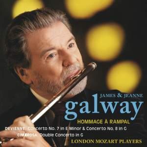 James Galway - Hommage à Rampal