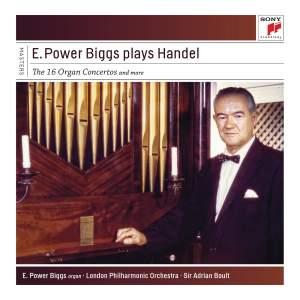 E Power Biggs plays Handel