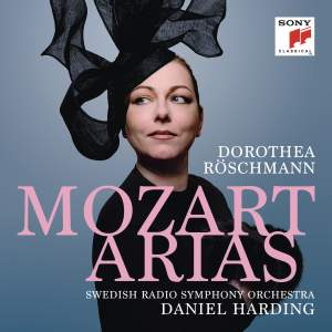 Dorothea Röschmann sings Mozart Arias Product Image