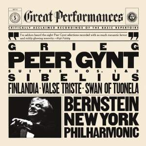 Grieg: Peer Gynt Suite No. 1 & No. 2 & Sibelius: Finlandia & Valse Triste & The Swan of Tuonela