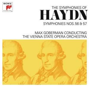 Haydn: Symphonies Nos. 56 & 57