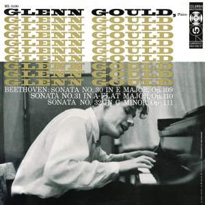 Beethoven: Piano Sonatas Nos. 30-32 - Gould Remastered