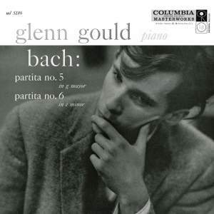 Bach, Partitas Nos. 5 and 6, BWV 829 and 830, Gould Remastered