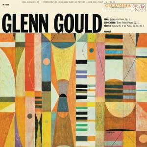 Berg: Piano Sonata, Op. 1 - Schoenberg: Three Piano Pieces, Op. 11 - Krenek: Piano Sonata No. 3, Op. 92, No. 4 - Gould Remastered