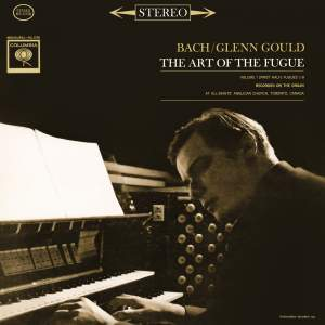 Bach: The Art of the Fugue, BWV 1080 (Excerpts) - Gould Remastered