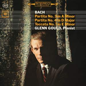 Bach: Partitas Nos. 3 & 4, BWV 827 & 828; Toccata in E Minor, BWV 914 - Gould Remastered