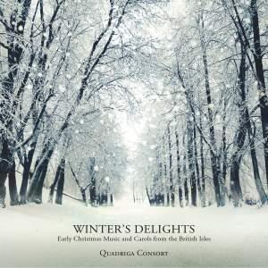 Quadriga Consort: Winter's Delight