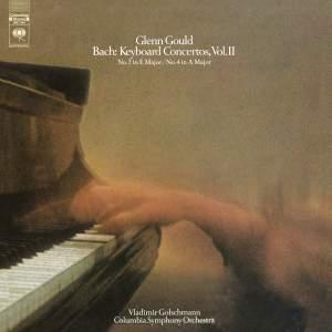 Bach: Keyboard Concertos Nos. 2 & 4, BWV 1053 & 1055 - Gould Remastered