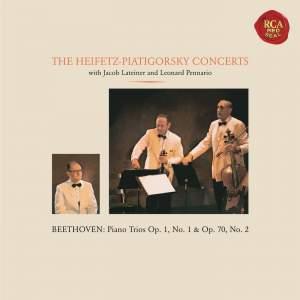 The Piano Trio Collection - Beethoven: Piano Trios Nos. 1 & 6