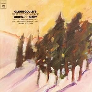 Grieg: Piano Sonata, Op. 7 - Bizet: Nocturne & Variations Chromatiques - Gould Remastered