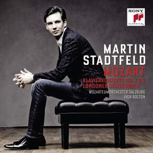 Mozart: Piano Concertos Nos. 1 & 9 and Pieces from London Sketchbook