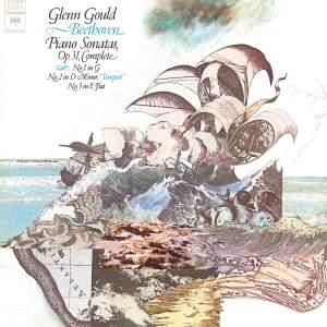 Beethoven: Piano Sonatas Nos. 16-18, Op. 31 - Gould Remastered