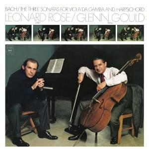 Bach: The Three Sonatas for Viola da Gamba and Harpsichord, BWV 1027-1029 - Gould Remastered