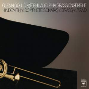 Hindemith: Complete Sonatas for Brass and Piano - Gould Remastered