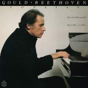 """Beethoven: Piano Sonatas Nos. 1-3, Op. 2 & No. 15, Op. 28 """"Pastorale"""" - Gould Remastered"""
