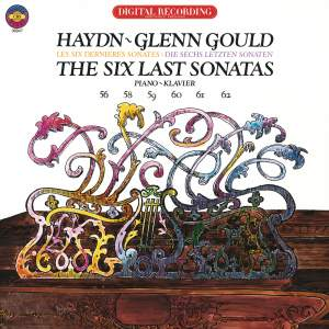 Haydn: The Six Last Piano Sonatas - Gould Remastered