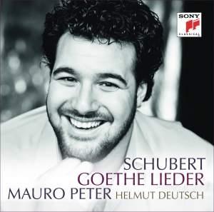 Schubert: Goethe-Lieder Product Image
