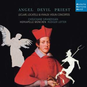 Angel, Devil, Priest Product Image