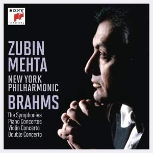 Brahms: The Symphonies, Piano Concertos, Violin Concerto & Double Concerto