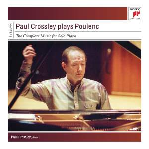 Paul Crossley plays Poulenc