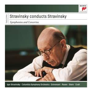 Stravinsky conducts Stravinsky Product Image