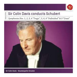 Sir Colin Davis conducts Schubert Symphonies