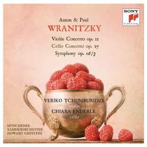 A. Wranitzky: Violin Concerto - P. Wranitzky: Cello Concerto & Symphony in D Major