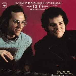 Duo: Itzhak Perlman & John Williams