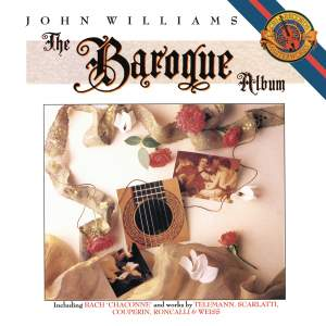John Williams - The Baroque Album