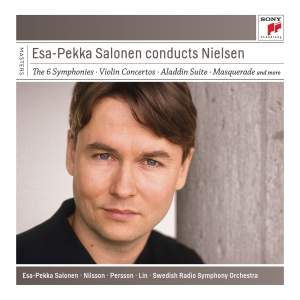 Esa-Pekka Salonen conducts Nielsen Product Image