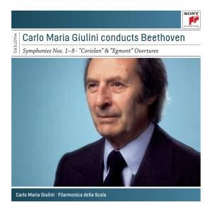 Giulini Conducts Beethoven