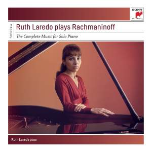 Ruth Laredo Plays Rachmaninoff