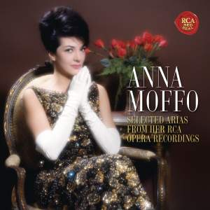 Anna Moffo sings Selected Arias from her RCA Opera Recordings