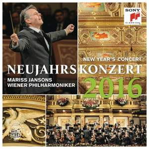 New Year's Concert 2016 Product Image