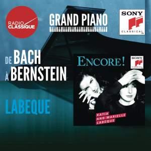 De Bach à Bernstein - Labèque
