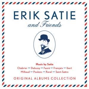 Erik Satie & Friends: Original Albums Collection Product Image