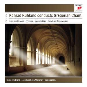 Konrad Ruhland Conducts Gregorian Chant
