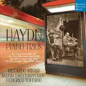 Haydn: 4 Piano Trios