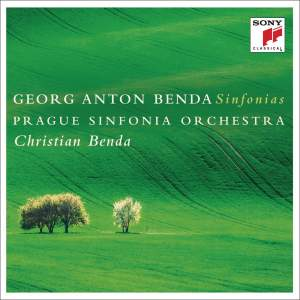 Christian Benda conducts Georg Anton Benda