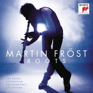 Martin Fröst: Roots Product Image
