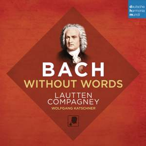 Bach Without Words Product Image