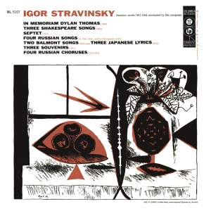 Stravinsky - Chamber Works 1911-1954 Conducted by the Composer