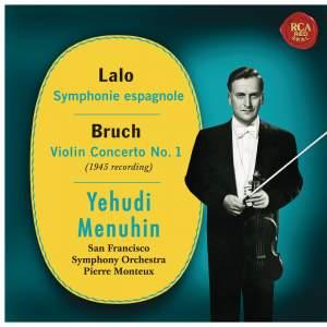 Lalo: Symphonie espagnole, Op. 21 - Bruch: Violin Concerto No. 1, Op. 26