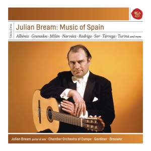 Music of Spain: Julian Bream