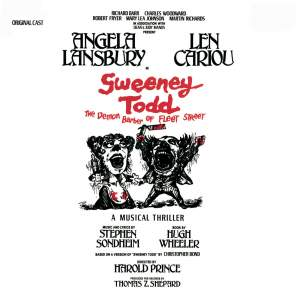 Sondheim: Prelude: The Ballad of Sweeney Todd: 'Attend the Tale of Sweeney Todd', etc.
